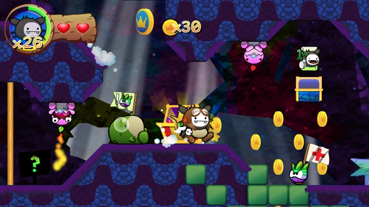 Wacoon Jump! screenshot-2
