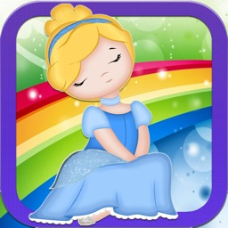 Princess Fairytail Coloring - All In 1 Beauty Draw, Paint And Color Book Games HD For Good Kid