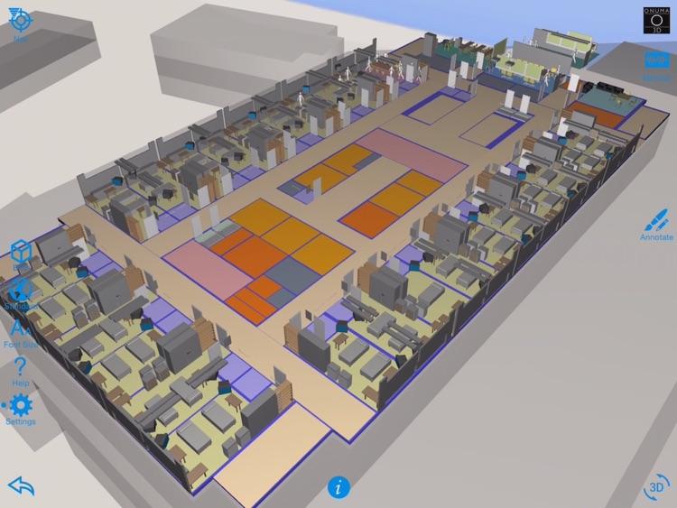 ONUMA 3D screenshot-3
