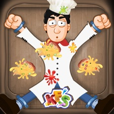 Activities of Pizza Dart Wheel Attack – Aim at target & hit it