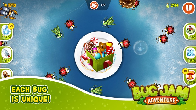 Bug Jam Adventure screenshot-2