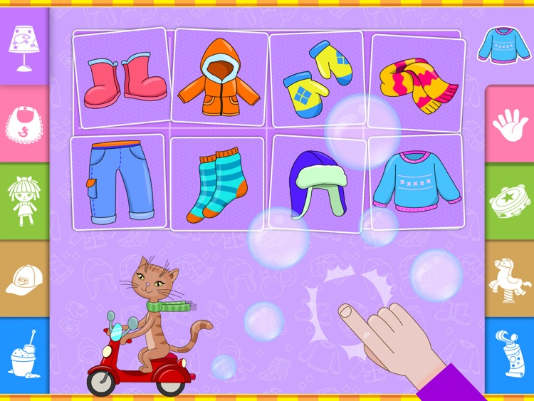 Kids puzzles games: baby toddler kids free puzzle