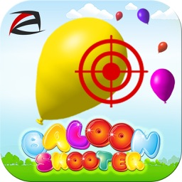 Balloon Shooter : Show your crazy skills N pop them all