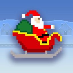 Flying Santa - North Pole Tracker Game!