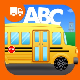 ABC School Bus - an alphabet fun game for preschool kids learning ABCs and love Trucks and Things That Go