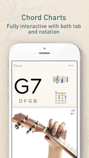 UkeChords - Real Fingering Positions For Ukulele Chords on the App Store