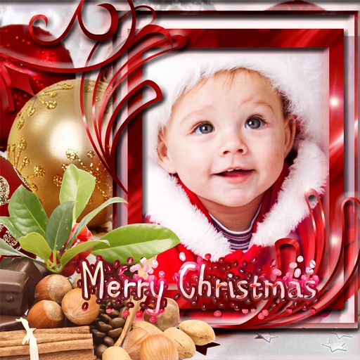 Christmas Photo Frames Deluxe