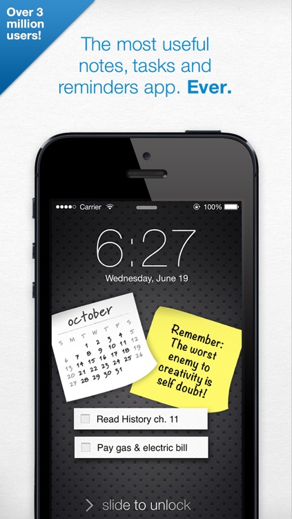 Notefuly - Sticky Notes & Reminders w/ Sharing
