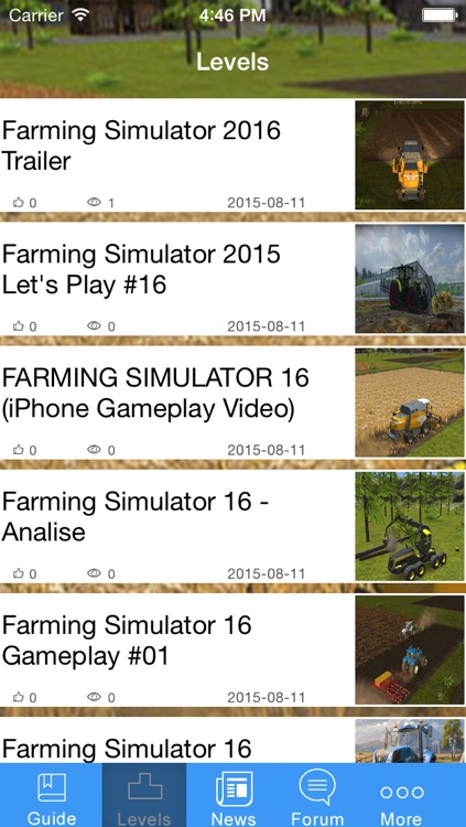 Guide for Farming Simulator 16 - Best Strategy, Tricks & Tips