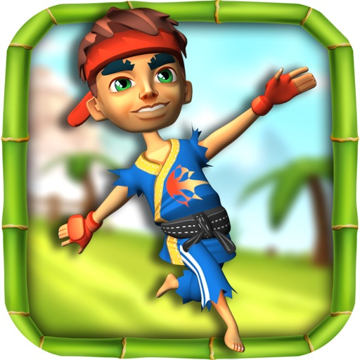 Candy Drop Jungle Run icon