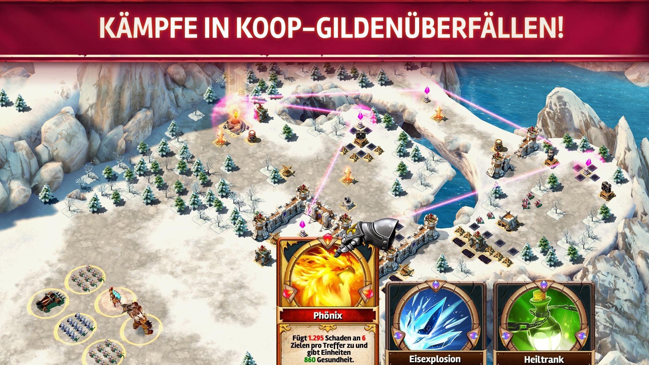 Siege Rivals Screenshot