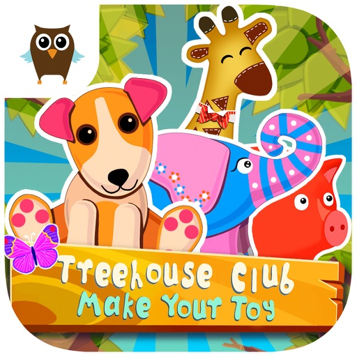 Treehouse Club - Make Your Toy (No Ads)