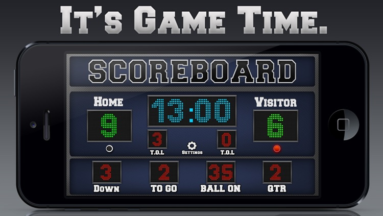 Football Scoreboard screenshot-0