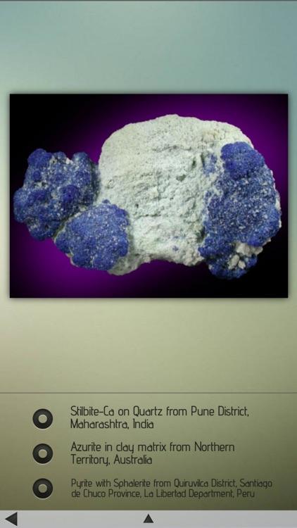 Rocks & Minerals screenshot-3