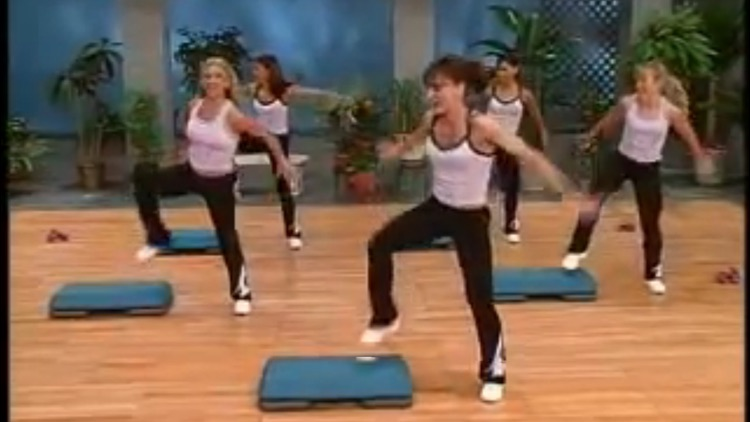 Step Aerobics Fitness screenshot-2