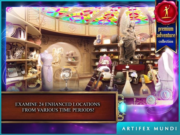 Time Mysteries - Inheritance HD screenshot-3