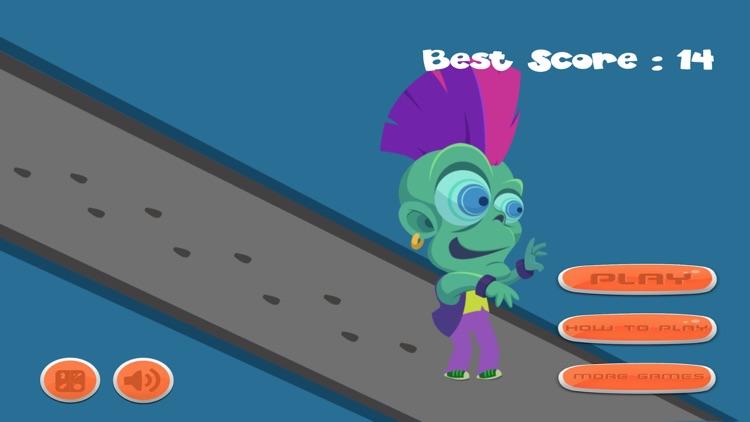 Misfit Zombie Flash Runner - Dead Survival Challenge (Free) screenshot-4