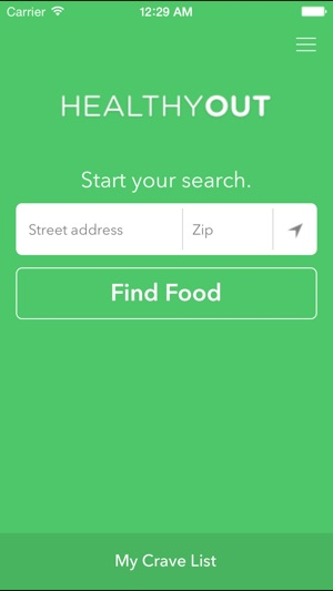 HealthyOut - Healthy Restaurant Nutrition Guide on the App Store