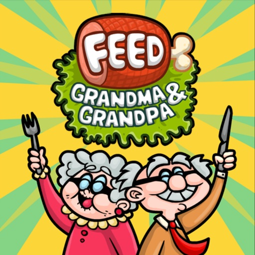 Feed Grandma & Grandpa icon