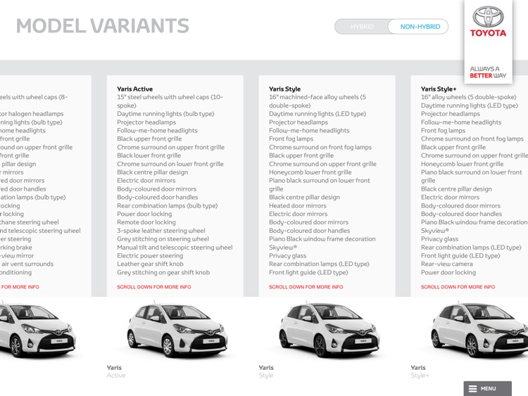 Yaris Brochure screenshot-3