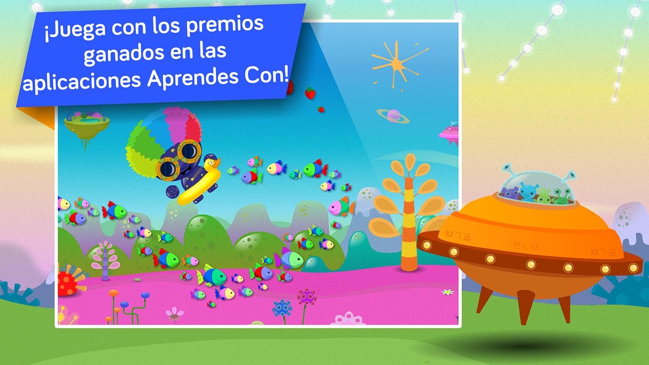 ¡Planeta Boing! Juegos y actividades gratis de creatividad para niños y chicos en kinder y preescolar por Aprendes Con Screenshot