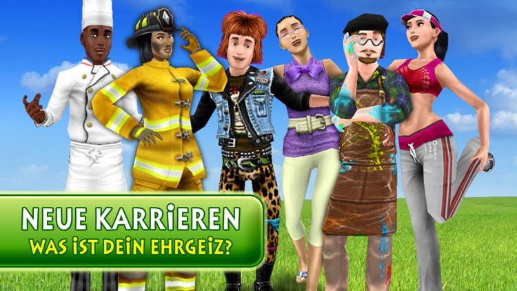 Die Sims 3 Traumkarrieren screenshot-0