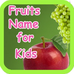 Fruit Name Learning Educational Game For Playgroup Kids On The App Store