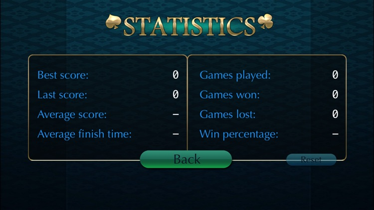Golf Solitaire Collection screenshot-3
