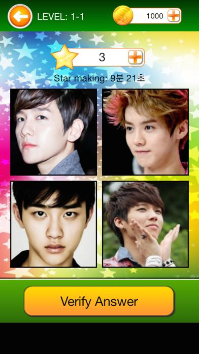 4 Kpop Stars 1 Wrong
