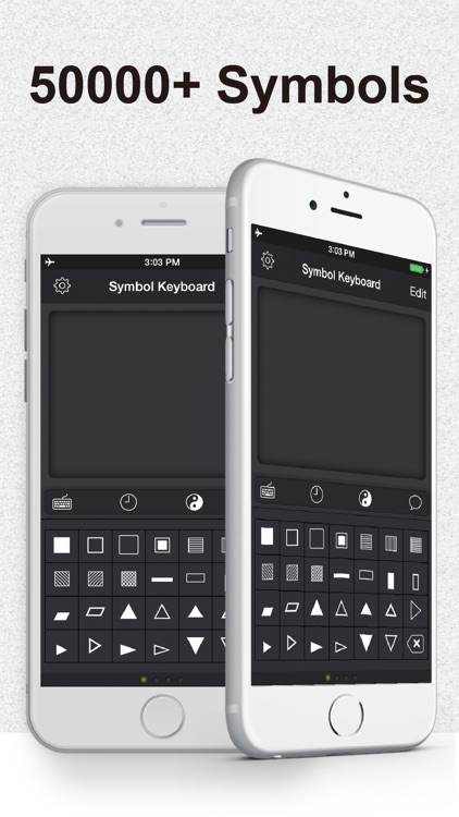 Symbol Keyboard - Unicode Characters and Symbols for Texting screenshot-2