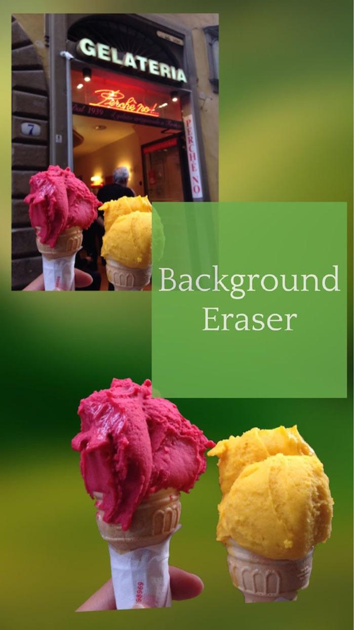 Background Eraser - SuperImpose Photo Editor & Cut Out Image Outline Screenshot