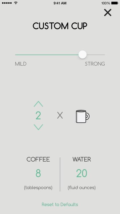 Grind - Coffee Brewed Simply screenshot-3