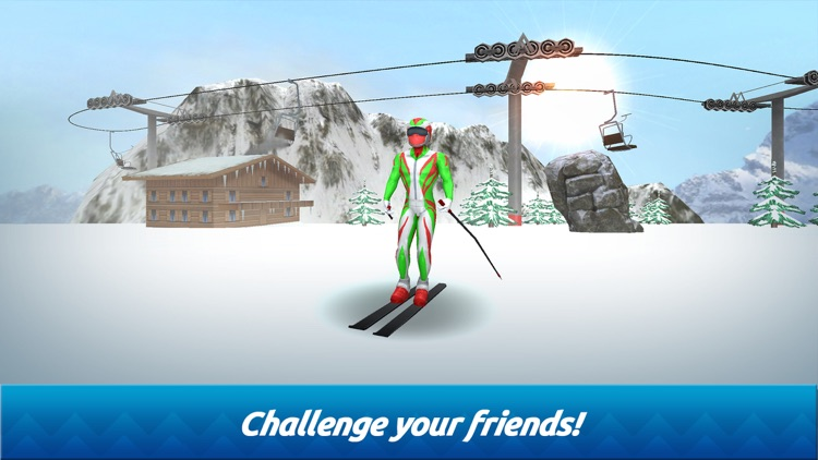 Top Ski Racing screenshot-4