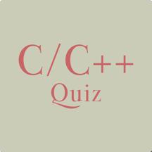 C/C++ Quiz