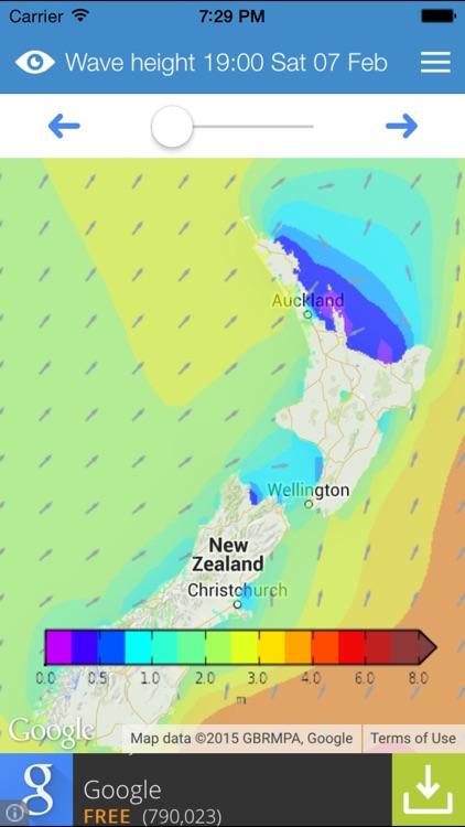 SwellMap Surf screenshot-3