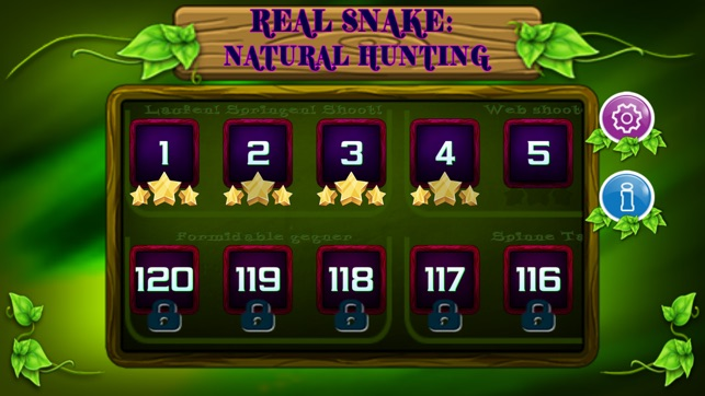 Real Snake: Natural Hunting Screenshot