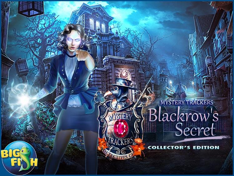 Mystery Trackers: Blackrow's Secret HD - A Hidden Object Detective Game screenshot-4