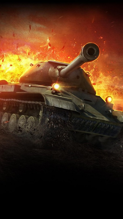 BG World of Tanks screenshot-3