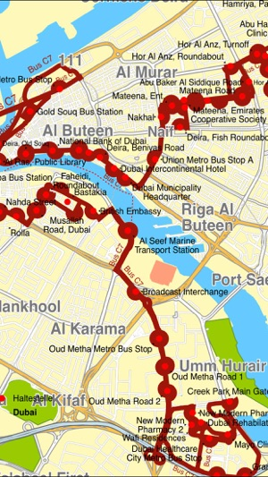Dubai Transport on the App Store