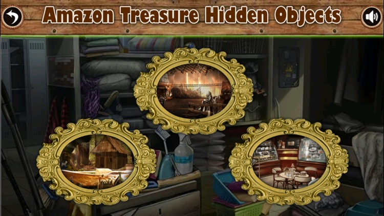 Amazon Treasure Hidden Objects screenshot-3