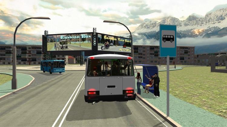 Russian Bus Simulator 3D