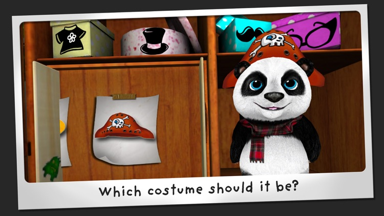 Teddy the Panda - In my room lives a stuffed animal screenshot-4