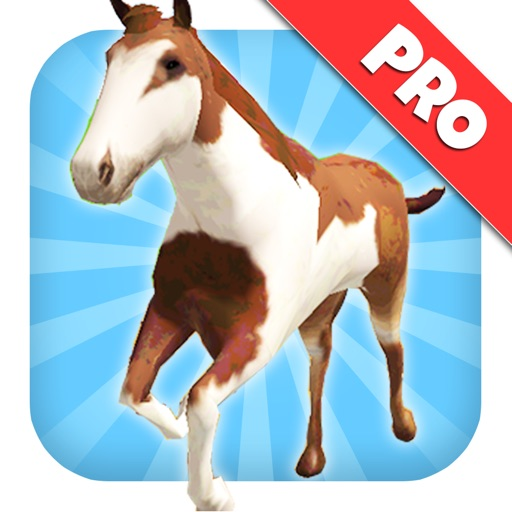 Horse Ride: Wild Trail Run & Jump Game - Pro Edition