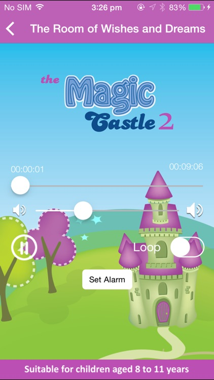 The Magic Castle 2 – Children's Meditation App by Christiane Kerr screenshot-3