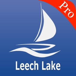 Leech Lake Nautical charts pro