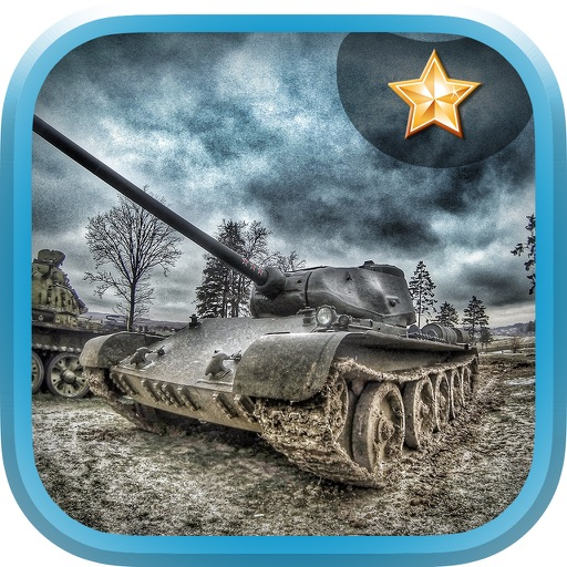 3d Army Tank Strategy Domination - WW2 Battle-field Simulator