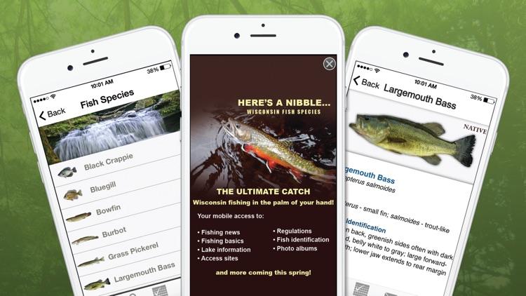 Wisconsin Fishing, Hunting & Wildlife Guide- Pocket Ranger® screenshot-3