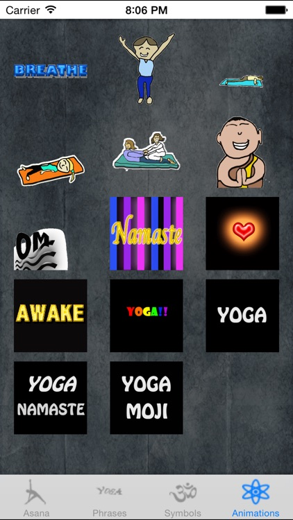 Yoga Moji screenshot-3
