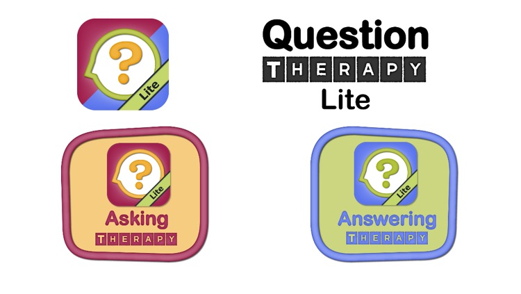 Question Therapy Lite: 2-in-1 Asking & Answering for Yes/No & Wh Questions screenshot-3