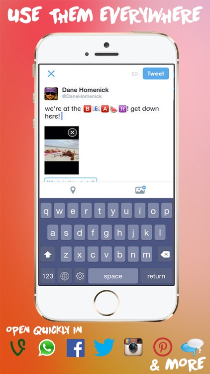 Cool Text Symbolizer ⓒⓞⓞⓛ Fonts for iMessages and Instagram, Comments, Texts & Tweets screenshot-3